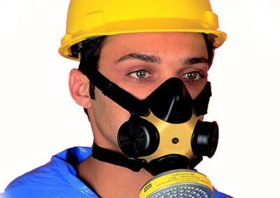 Respirador Peça Facial Panorama